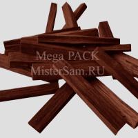 Палочки Mega PACK, средний обжиг, 1 кг